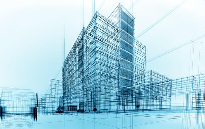Maquette BIM - Solutions d'assurance pour Architectes - SMABTP